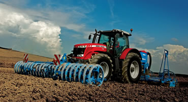 New Tractors & Machinery