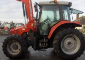 Massey Ferguson 5455 with MF 945 Loader