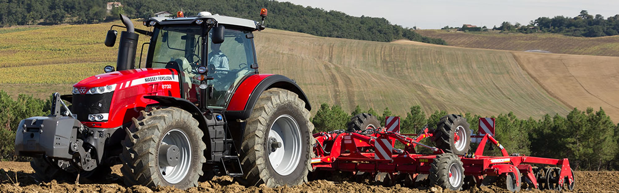 MF 8700 FREE Specification Worth £9,500 FREE Servicing 5 Years / 3500 Warranty & FREE Servicing