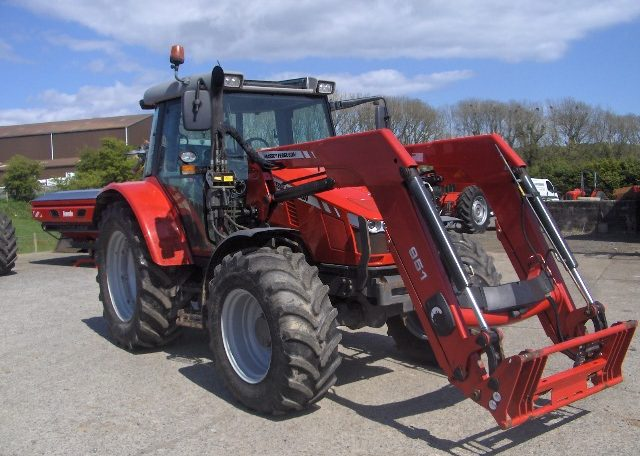 Massey Ferguson 5440 Davidson Tractors